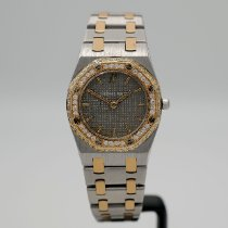 Audemars Piguet Royal Oak Lady Gold/Steel 26mm Grey No numerals United States of America, California, Santa Monica