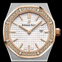 Audemars Piguet Royal Oak Lady new 2020 Quartz Watch with original box and original papers 67651SR.ZZ.1261SR.01