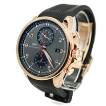 IWC Portuguese Yacht Club Chronograph IW390209 2015 pre-owned
