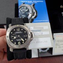 Panerai Luminor Submersible Titanium 44mm Black Arabic numerals United States of America, California, Los Angeles