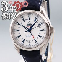 Omega Seamaster Aqua Terra 43mm White