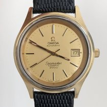 Omega Seamaster Very good Gold/Steel 38mm Automatic