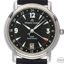 Maurice Lacroix Pontos 10818 Very good Steel 38mm Automatic