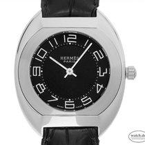 Hermès ES1.210 Very good Steel 31mm Quartz