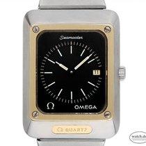Omega Seamaster 196.0050 Very good Gold/Steel 38mm Quartz