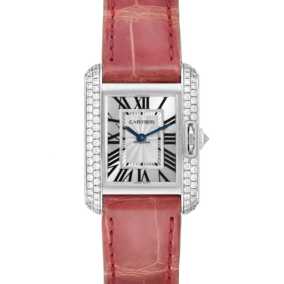 Cartier Tank Anglaise WT100015 pre-owned