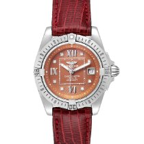 Breitling Cockpit Lady Steel 31.8mm Bronze Roman numerals