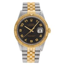 Rolex Datejust Turn-O-Graph Steel 36mm Black Arabic numerals United States of America, Florida, Surfside