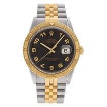 Rolex Datejust Turn-O-Graph Steel 36mm Black Arabic numerals United States of America, Florida, Surfside