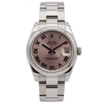 勞力士 Lady-Datejust 鋼 31mm
