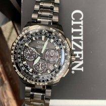 Citizen Promaster Sky Titanium Black