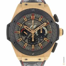 Hublot King Power Roségoud 48mm Grijs Nederland, Maastricht