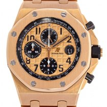 Audemars Piguet 26470OR.OO.1000OR.01 Or rose 2016 Royal Oak Offshore Chronograph 42mm occasion