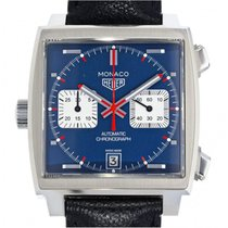 TAG Heuer Steel 39mm Automatic CAW211P.FC6356 new