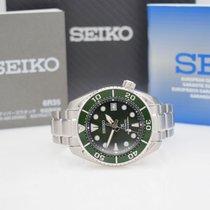 精工 Prospex 鋼 45mm 綠色