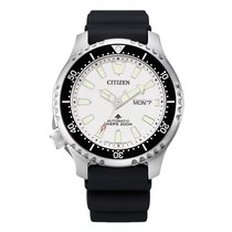 Citizen NY0118-11A New Steel 44mm Automatic Malaysia