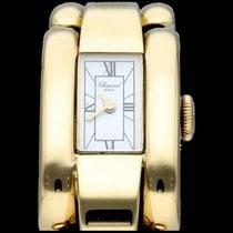 Chopard La Strada Geelgoud 18mm Wit Romeins