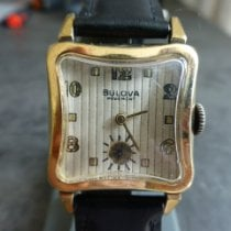 Bulova Yellow gold 45mm Manual winding pre-owned