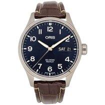 Oris Big Crown ProPilot Day Date Steel 45mm Blue United States of America, Texas, Plano