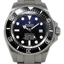 Rolex 116660 Acero 2018 Sea-Dweller Deepsea 44mm usados