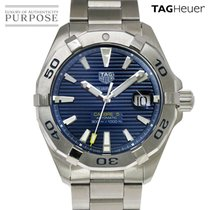 TAG Heuer Steel 42mm Automatic WBD2112.BA0928 pre-owned