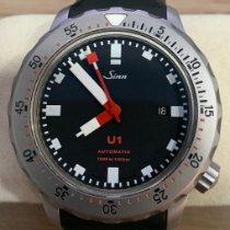 Sinn U1 Steel 44mm Black