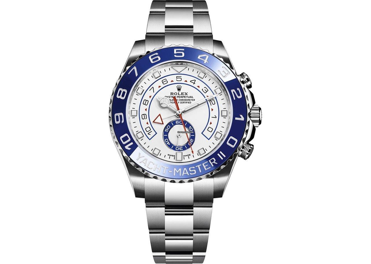 Rolex Yacht-Master II 116680 2020 новые