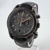 Omega Speedmaster Professional Moonwatch Cerâmica 44mm Preto Sem números
