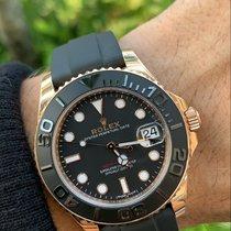 Rolex Yacht-Master 37 Rose gold 37mm Black No numerals United States of America, Florida, Miramar