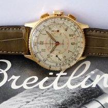 Breitling Chronomat Oro rosa 35,5mm Plata Arábigos