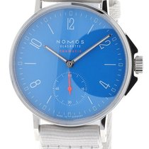 NOMOS Steel 36.3mm Automatic 562 new
