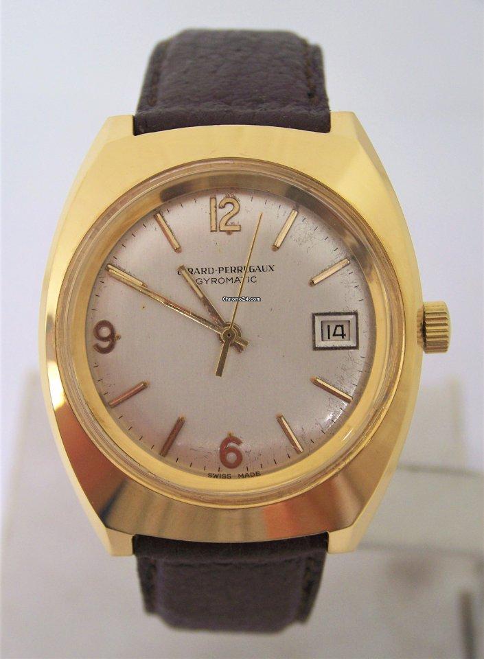 Girard Perregaux 1970 pre-owned