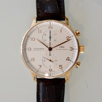 IWC Portuguese Chronograph IW371402 2003 usados