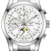 Longines Conquest Classic Steel 42mm Silver United States of America, New York, Airmont
