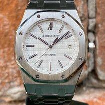 Audemars Piguet Royal Oak Selfwinding Acier 39mm Blanc