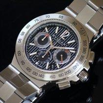 Bulgari Diagono DP42BSSD CH 2009 gebraucht