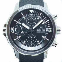 IWC IW376803 Acero 2015 Aquatimer Chronograph 44mm usados