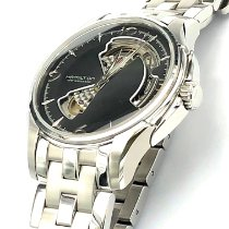 Hamilton Acero Automático Hamilton Jazzmaster Open Heart Automatic Men's Watch usados