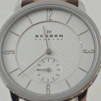 Skagen Steel 38mm Quartz new