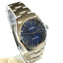 Rolex 1002 Acero 1974 Oyster Perpetual 34 34mm usados