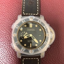 Panerai Luminor Submersible Bronzo 47mm Marrone Senza numeri Italia, Roma