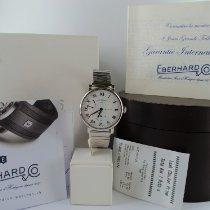 Eberhard & Co. 8 Jours Acero 41mm Blanco