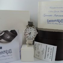 Eberhard & Co. 8 Jours Acciaio 41mm Bianco Italia, ROMA