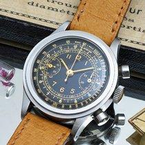 Aristo Acier 35mm Remontage manuel Aristo 13zn m90 30ch valjoux 23 gilt dial occasion
