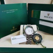 Rolex Lady-Datejust nuevo 2016 Automático Reloj con estuche y documentos originales 179174