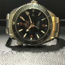 Omega Seamaster Planet Ocean Steel 45.5mm Black Arabic numerals Singapore, Singapore