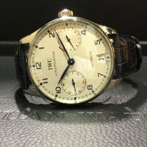IWC Portuguese Automatic IW500107 2008 pre-owned