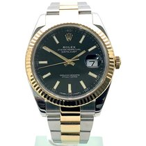 Rolex Datejust 126333 2016 pre-owned