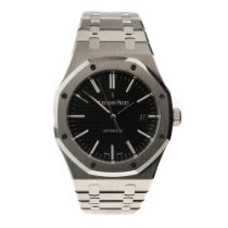 Audemars Piguet Steel 41mm Automatic 15400st.oo.1220st.01 pre-owned United Kingdom, Swansea