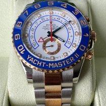 Rolex Yacht-Master II Золото/Cталь 44mm Белый Без цифр Россия, 119607, Moscow